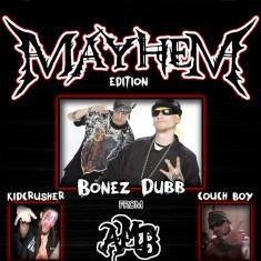 Mayhem 2011