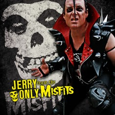 Jerry Only (Misfits) – December 2013