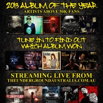 Album of the Year 2013 – Above 50k