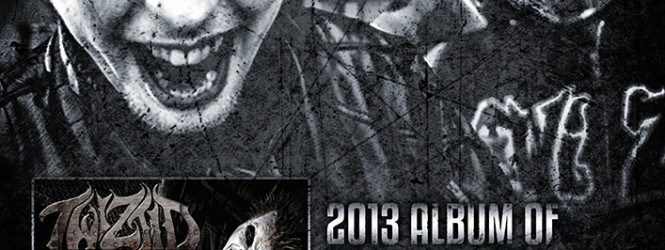 Twiztid's  A New Nightmare wins the 2013 Album of the Year!