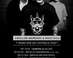 Swollen Members September Tour