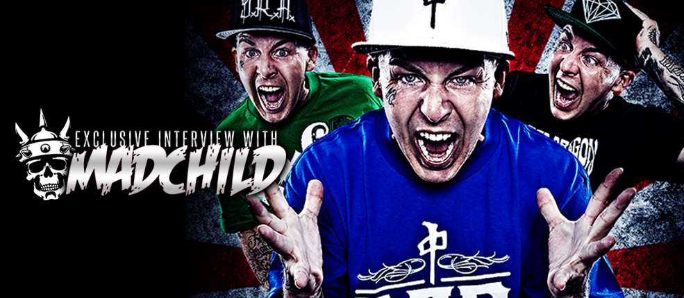 Madchild (Swollen Members) Interview