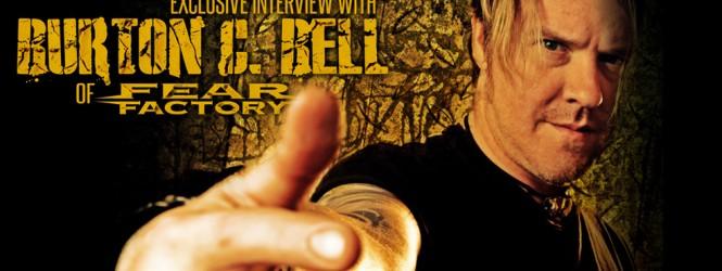 Burton C Bell Interview