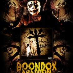Boondox 2014 Album of the Year Winner