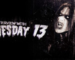Wednesday 13 Interview