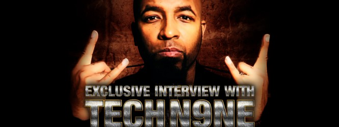 Tech N9ne Returns!
