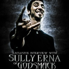Sully Erna – Godsmack – March 2015