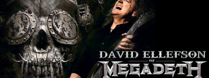 David Ellefson (Megadeth) Interview