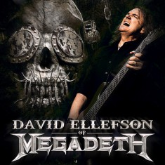 David Ellefson – Megadeth – March 2015