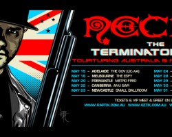 Necro: The Terminator Tour – Australia/NZ
