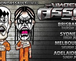 The Underground Assault – June 2015