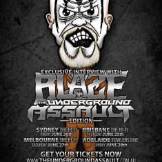 Blaze Ya Dead Homie – The Underground Assault Tour Edition