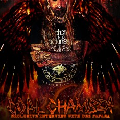 Dez Fafara – May 2015