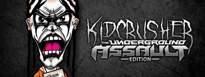 Kidcrusher: Australian tour edition
