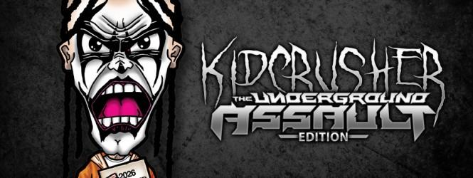 Kidcrusher: Australian tour edition