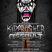 Kidcrusher – The Underground Assault Tour Edition