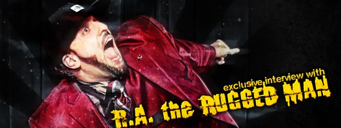 R.A The Rugged Man Interview