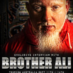 Brother Ali – September 2015