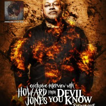 Howard Jones (Devil You Know) October 2015