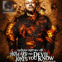 Howard Jones (Devil You Know) October 2015