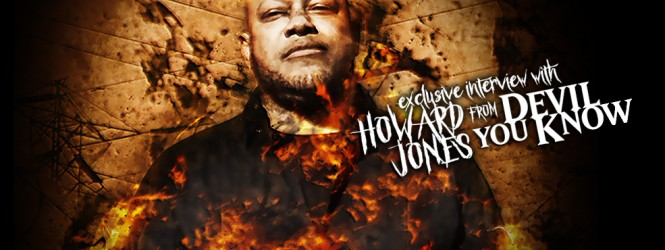 Howard Jones (Devil You Know) Interview