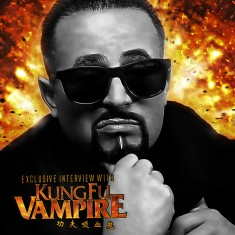 Kung Fu Vampire – October 2015