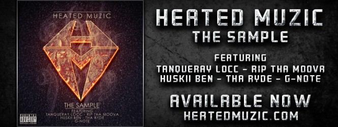Heated Muzic: The Sample – Available Now