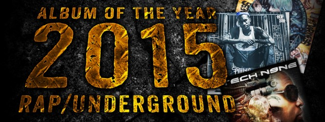 Relive the 2015 Album of the Year Countdown