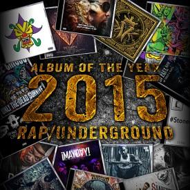 Album of the Year 2015