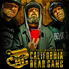 California Bear Gang – January 2016