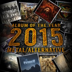 Metal/Alternative Album of the Year 2015