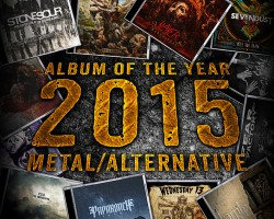 Relive the 2015 Metal/Alternative Album of the Year Countdown