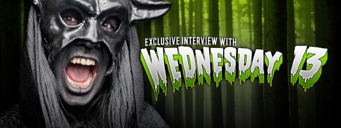 New Interview: Wednesday 13