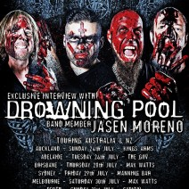 Jasen Moreno (Drowning Pool) – March 2016