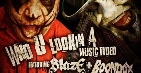 Blaze & Boondox ft. Jamie Madrox – Who U Lookin 4 Video