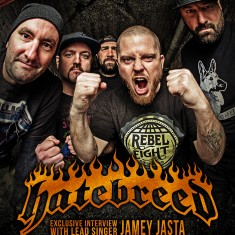 Jamey Jasta (Hatebreed) – April 2016
