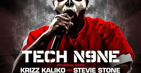 Tech N9ne Australian & New Zealand Tour