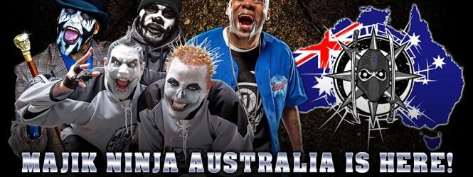 Majik Ninja Australia