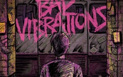 A Day To Remember – Bad Vibrations (September 2nd)