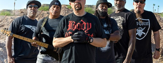 Body Count – Raining Blood (Slayer Cover)