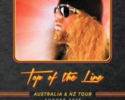 Rittz Australian/New Zealand Tour