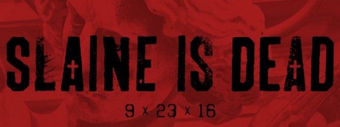 Slaine Is Dead – New Ep/video