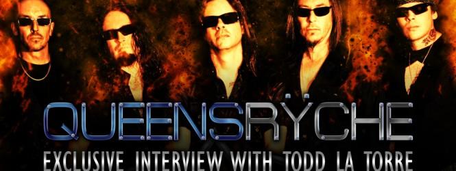 Todd La Torre (Queensryche) Interview
