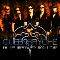 Todd La Torre (Queensryche) – October 2016