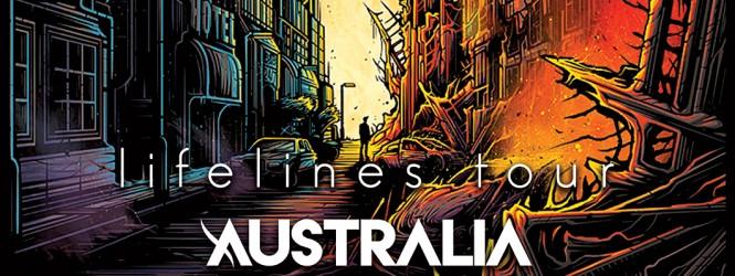 I Prevail – Australian Tour
