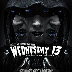 Wednesday 13 – December 2016