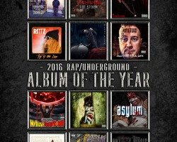 2016 Album of the Year Countdown – Tomorrow
