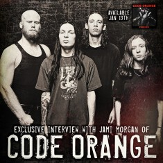 Jami Morgan (Code Orange) January 2017