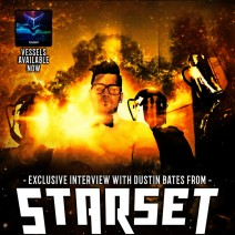 Dustin Bates (Starset) – January 2017