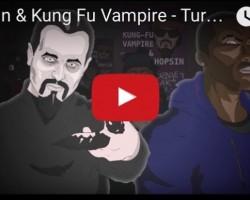 Kung Fu Vampire & Hopsin – Turnt Up Video